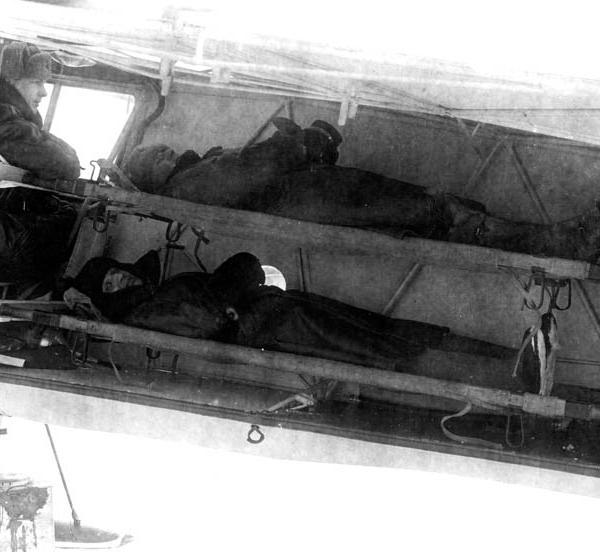 7а.Санитарный отсек ОКА-38 (№ 2).