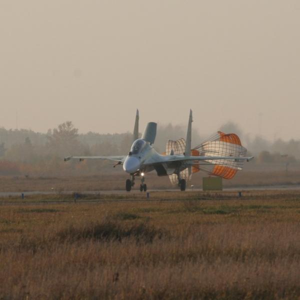 8.Су-30 после посадки