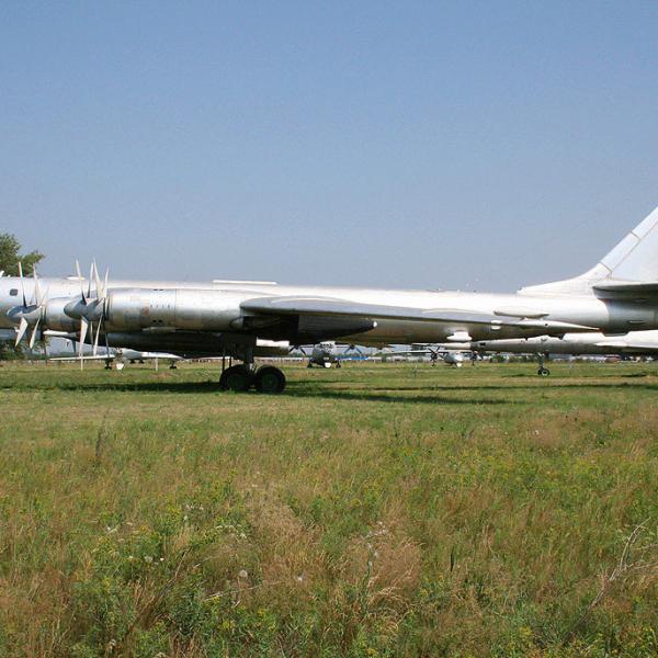 9.Ту-95К-22 в музее Дальней авиации. 2