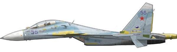 9а.Су-30. Рисунок.