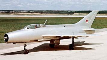 Экспериментальный истребитель Е-4.
