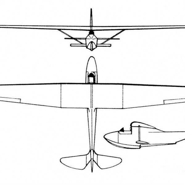 КАИ-1. Схема
