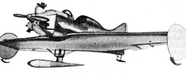 Легкий самолет САМ-6.