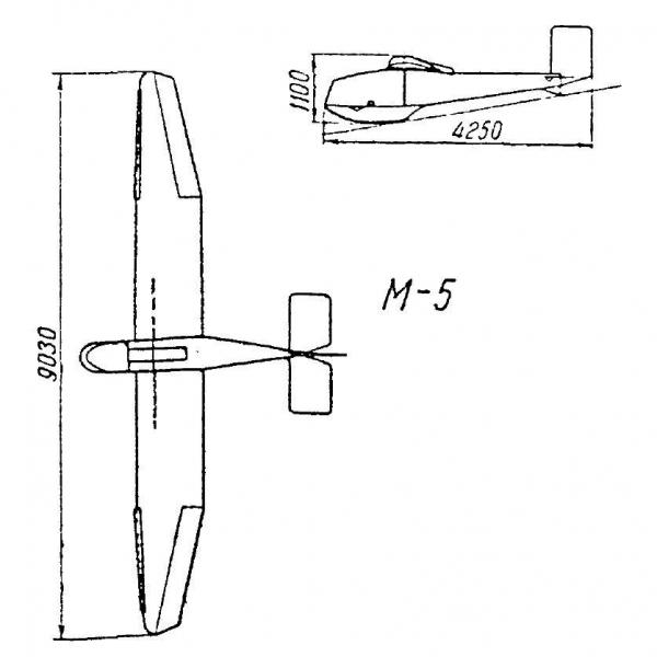 М-5. Схема.