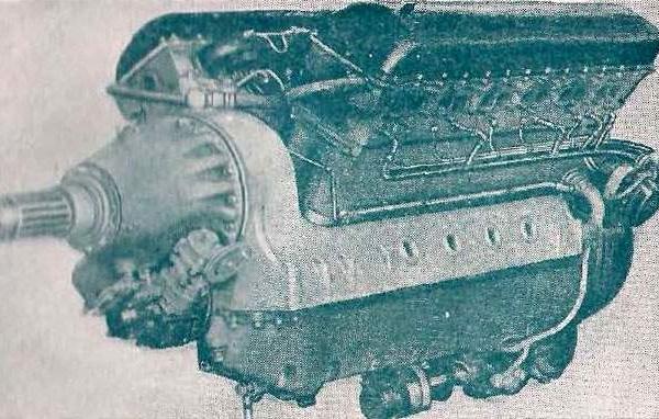 1.Двигатель АМ-38.