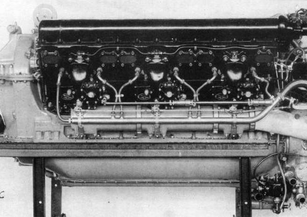 1.Двигатель М-105П.
