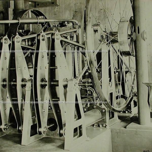 1.Двигатель О.С.Костовича.