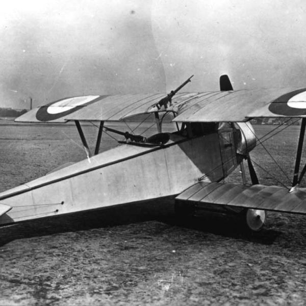 1.Истребитель-разведчик Nieuport N.12.