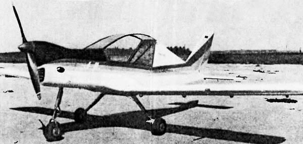 1.Легкий многоцелевой самолет А-11М