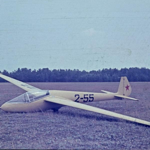 1.Планер БК-6 Неринга.