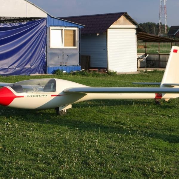 1.Планер ЛАК-12