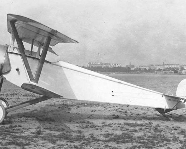 1.Прототип Nieuport N.11.