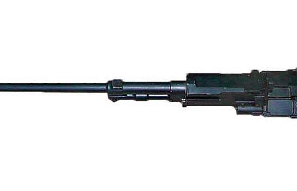 1.Пулемет А-12,7 (ТКБ-481).