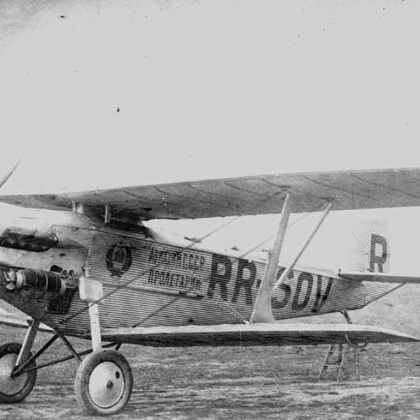 1.Самолет АНТ-3 Пролетарий.