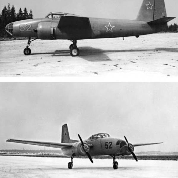 1.Учебно-тренировочный Як-200.