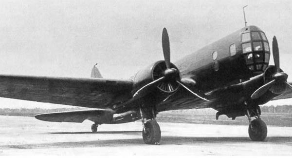 1.Высотный самолет-разведчик Ил-4ТК.