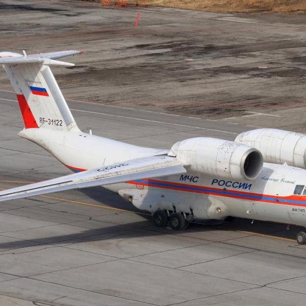 10.Ан-74П МЧС России.