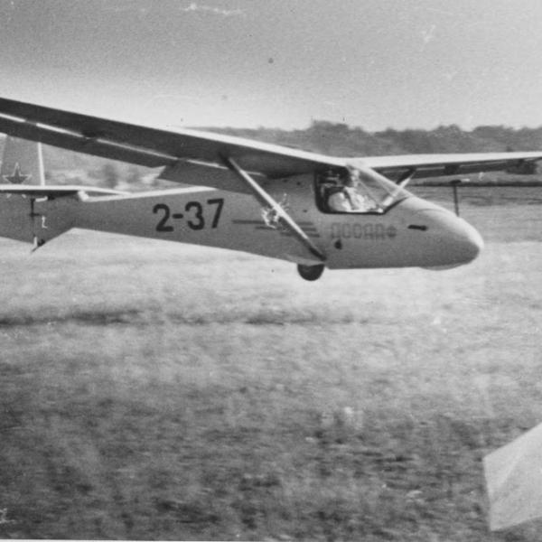 10.БРО-12 на посадке.