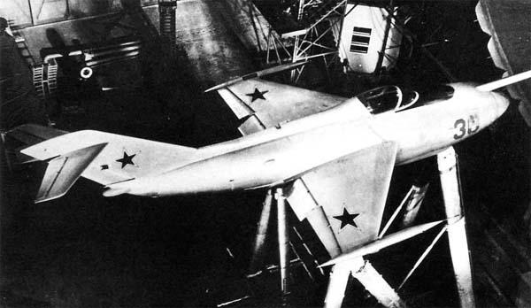 10.Стендовые испытания Як-36.