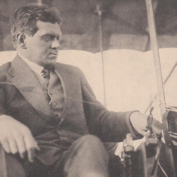 10а.Авиатор С.И.Уточкин.