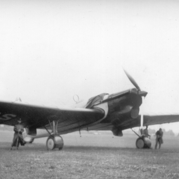 Photos of Valery Chkalov's ANT-25 taken on June 20, 1937 by Tom Ghormley TOM GHORMLEY PHOTOS