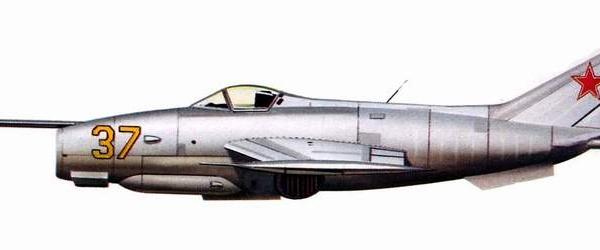 14.Як-36. Рисунок.
