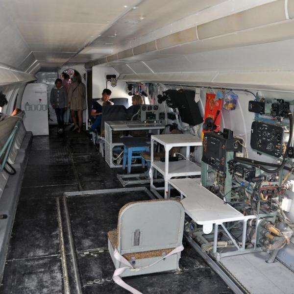 16.Приборный отсек Ан-30А.