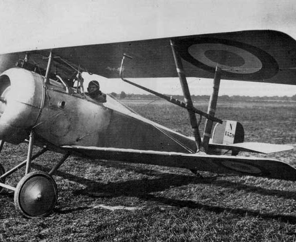 1а.Nieuport N.17 ВВС Франции.