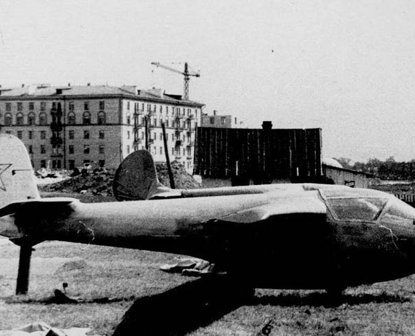 1а.Планер ПАИ-6.