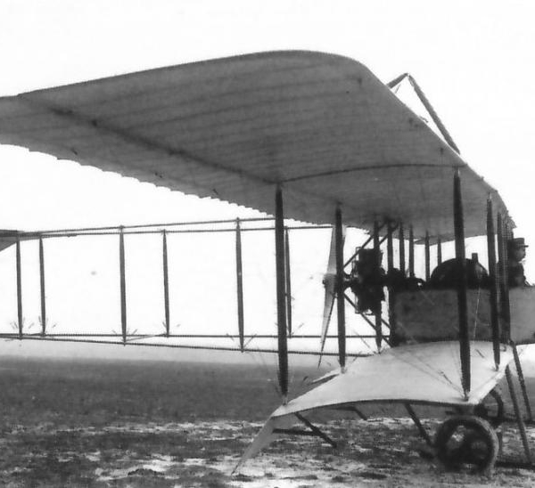 2.Farman F.XX ВВС Франции.