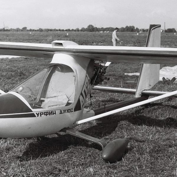 2.Легкий самолет АП-21 Урфин Джюс.