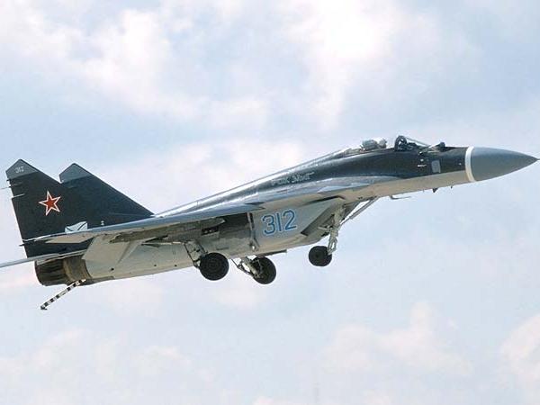 2.МиГ-29К на взлете 2