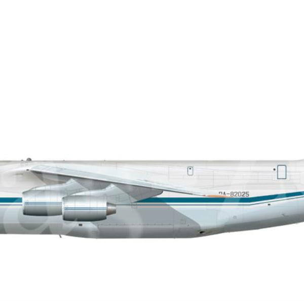 20.Ан-124. Рисунок.
