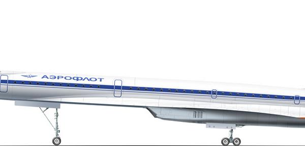 25.Ту-144. Рисунок 3