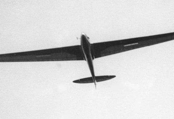 3.БК-4 КАУНАС в полёте.