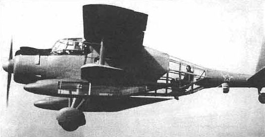3.Летающая лаборатория на базе Ан-2Ф.