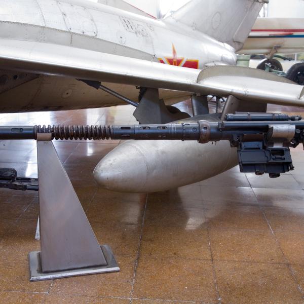 3.Н-37 в пекинском военном музее.