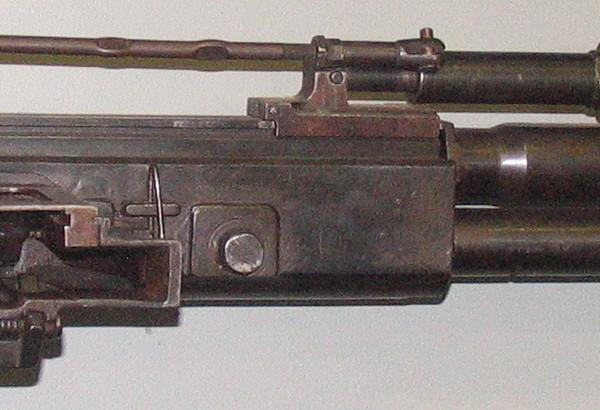 3.Пулемет УБС.