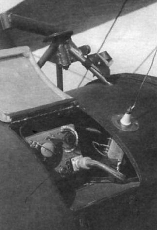 3.Радиостанция РСИ-4 на самолете У-2НАК.