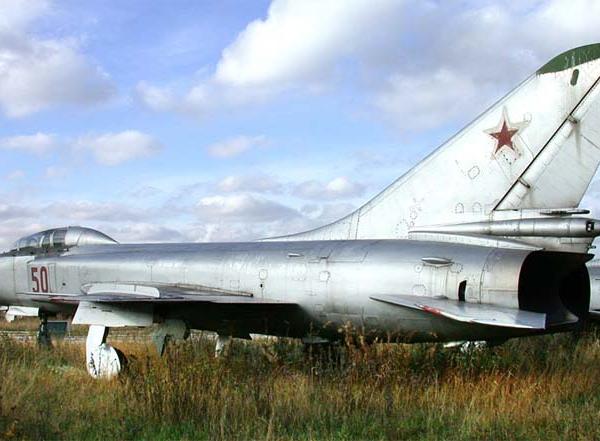 3.Су-15УТ.