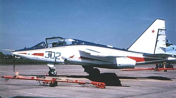 3.Су-28 на стоянке.