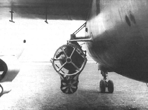 3.Торпеда 45-54ВТ на Ил-28Т.