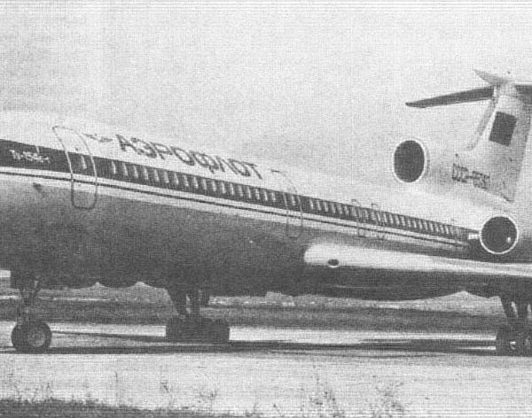 3.Ту-154Б-1.