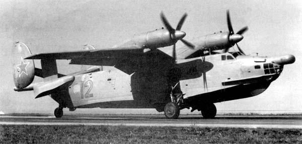 3.Второй опытный Бе-12.