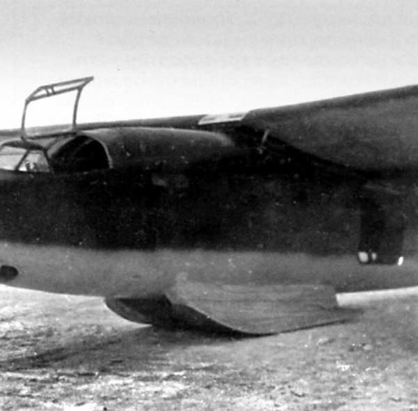 4.БДП-2 на испытаниях в Новосибирске, зима 1941-1942 гг.