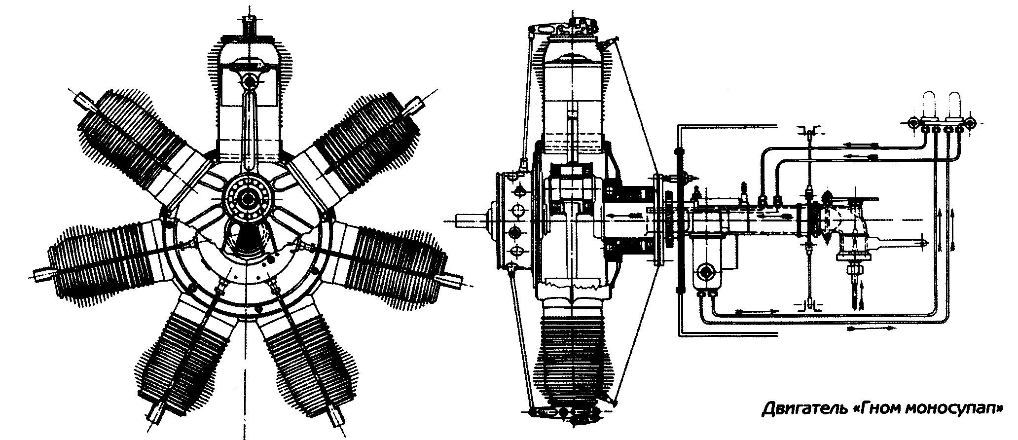 Поршневой двигатель своими руками 98