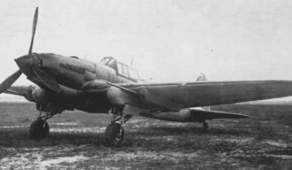 4.Ил-2 с пушками НС-37.