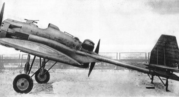 4.Истребитель И-12 с ДРП АПК-4.