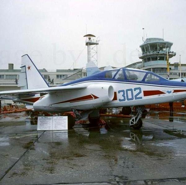4.Су-28 на авиасалоне Ле Бурже.