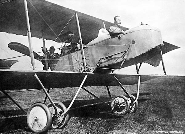 5.Farman F.XXII ВВС Швеции.
